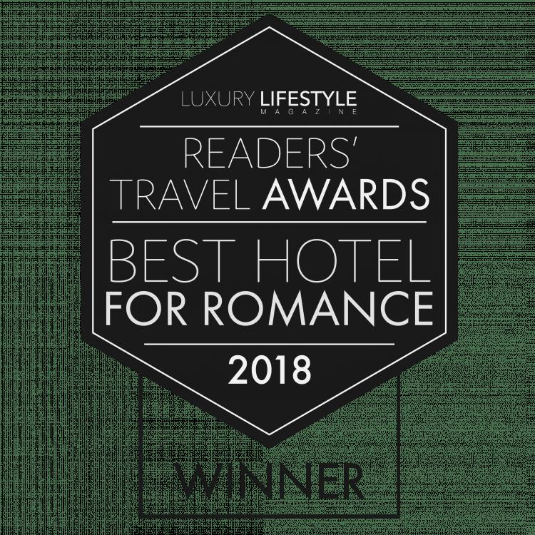 Best Hotel for Romance 2018